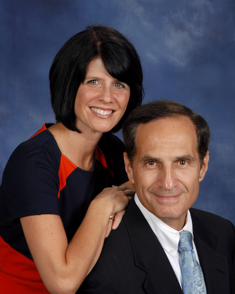 Pastor Bill and Krista Anzevino
